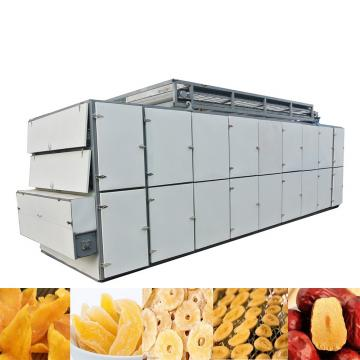 Industrial Hot Air Circulation Fruit and Vegetable Dryer Machine