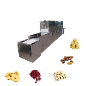 China Supply Industrcial Vacuum Microwave Oven