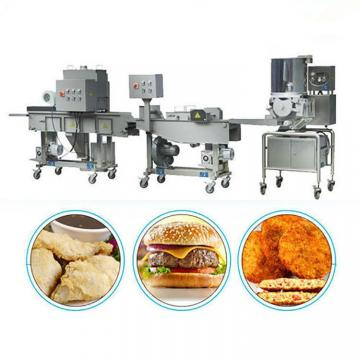 Commercial Automatic Hamburger Patty Burger Shaper Maker Machine