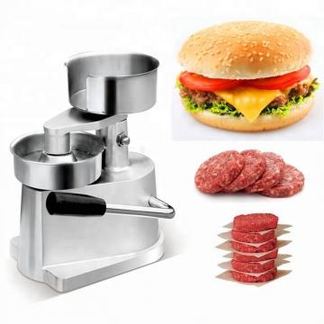 Commercial Hamburger Meat Maker Burger Patty Mold Machine