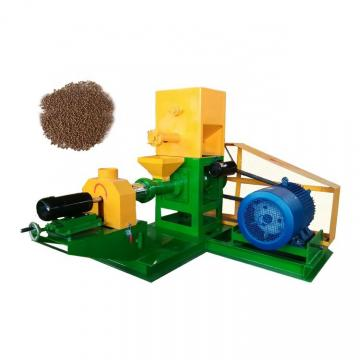 Floating Fish Pellet Machine Poultry Feed Factory Ce Approved