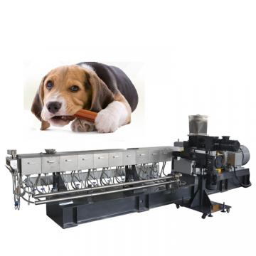 Factory made pet food machine high quality mini puppy machinery dry dog food