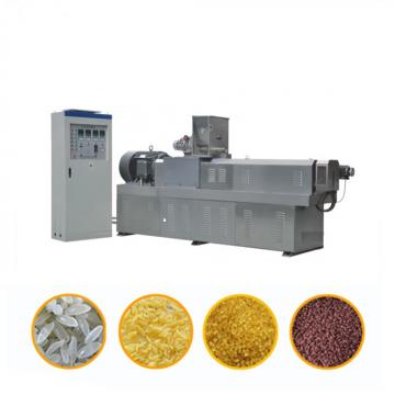 Hot Sale Health Rice Straw Drink Straw Food Making Machine