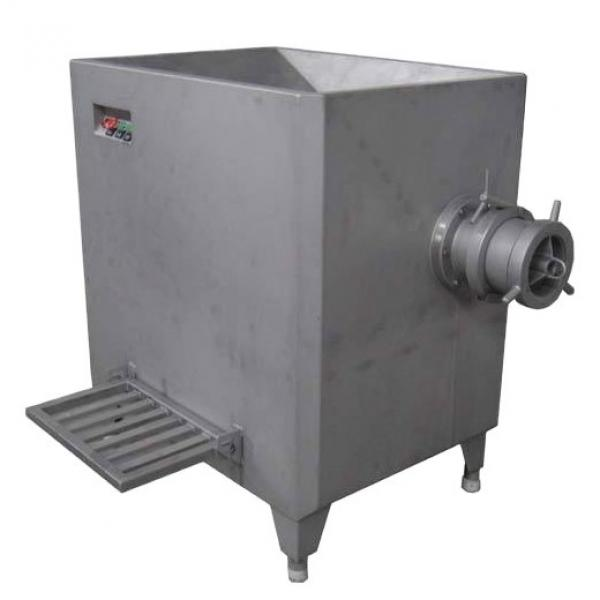 Industrial Meat Grinder Machine Meat Mincing Machine Electric Meat Grinder Stainless Steel Casting #3 image