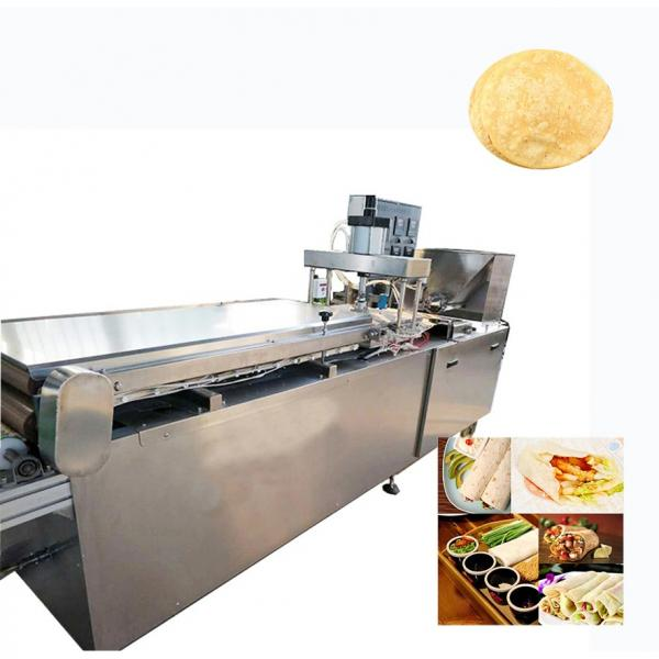 Automatic Corn Tortilla Making Machine with Ce Certification #2 image
