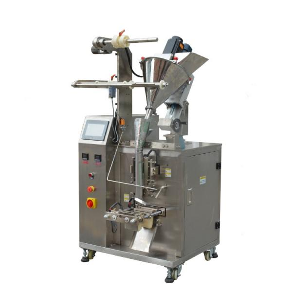 Automatic Quantitative Weighing and Packing Machine for Frozen Meatball #1 image