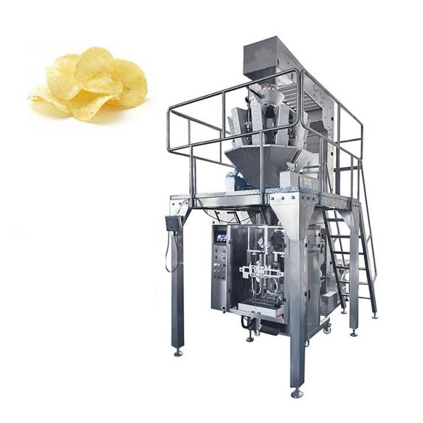Automatic Food Granule Miscellaneous Grain Filling Machine Weighing and Packing Machine #1 image
